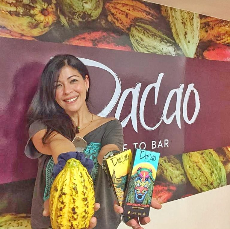 Dacao chocolates