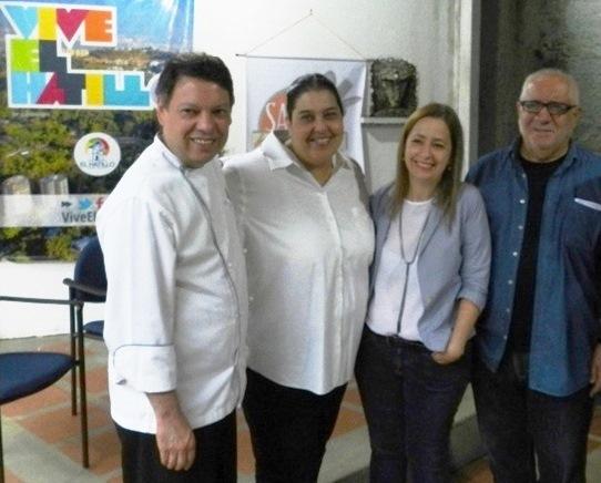 Historia de la gastronomía en Caracas