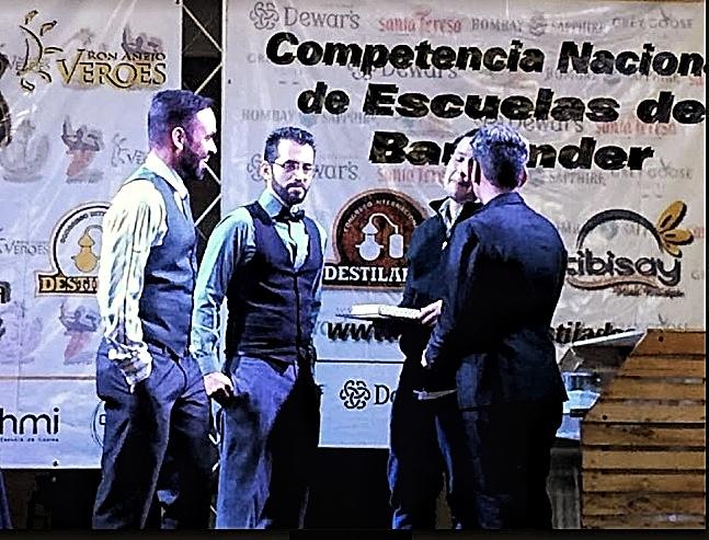 Bacardí Venezuela recibe reconocimiento en el Congreso Destilado 2018