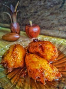 Buñuelos de batata (Receta rápida)