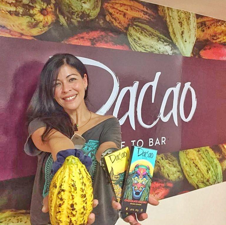 Dacao chocolates