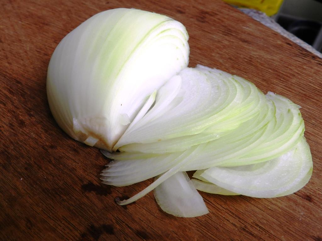 Corte de Cebolla
