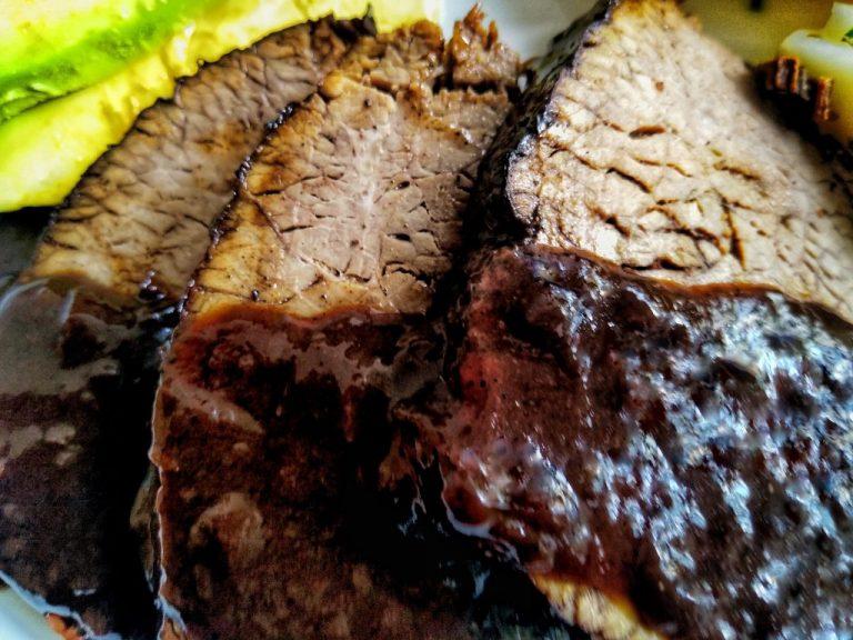 El asado negro o el asado criollo editado