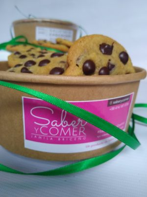 SyC Chocolate chip cookies